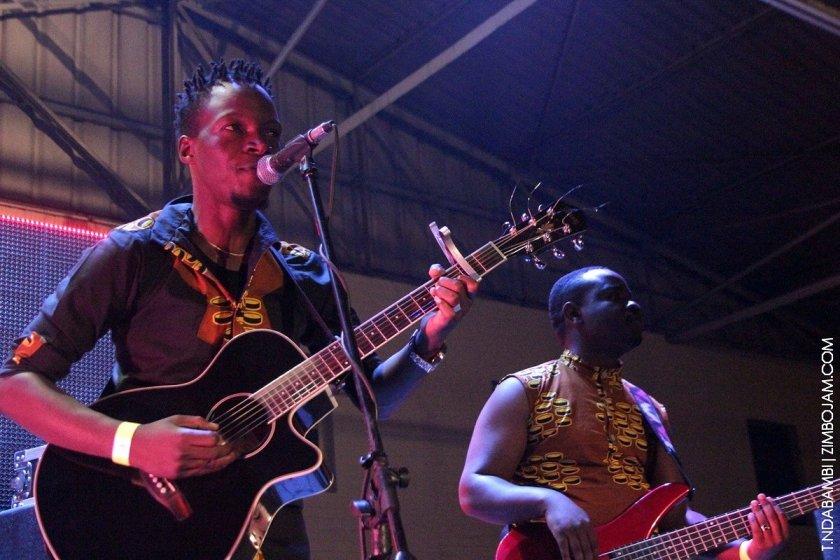 Mbeu at the Harare showgrounds PIC: T. NDABAMBI | ZIMBOJAM.COM