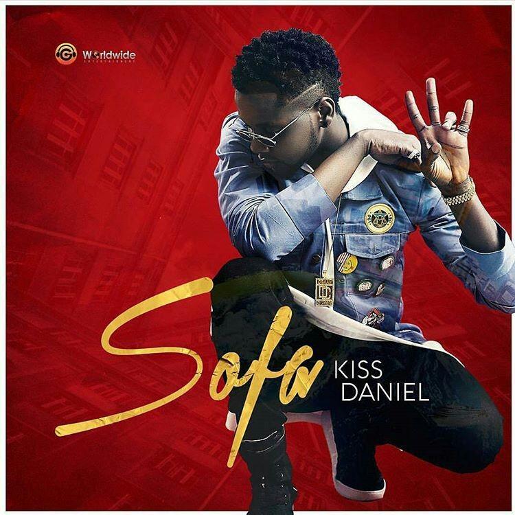 'Sofa' album cover by Kiss Daniel