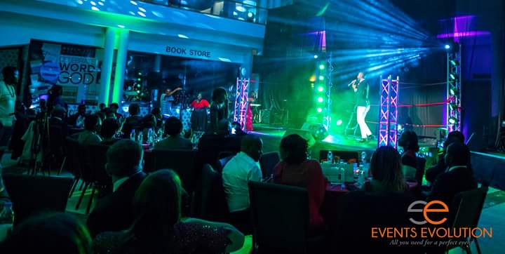 Performance at the The Fight launch PIC: COURTESY OF TEMBALAMI