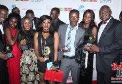 Mirazvo Productions walks away with four NAMA gongs