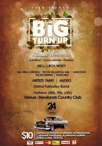 Big TurnUp -Classic Weekend @ The Country Club Newlands Zimbabwe | Harare | Harare Province | Zimbabwe