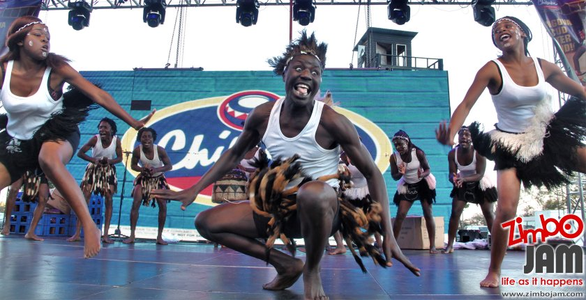 The dancers were oozing all sorts of emotions as they performed. PIC: T. CHIHAMBAKWE | ZIMBOJAM.COM