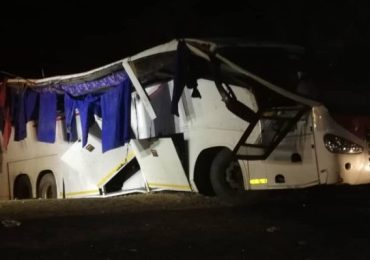 Five people perish in road accident