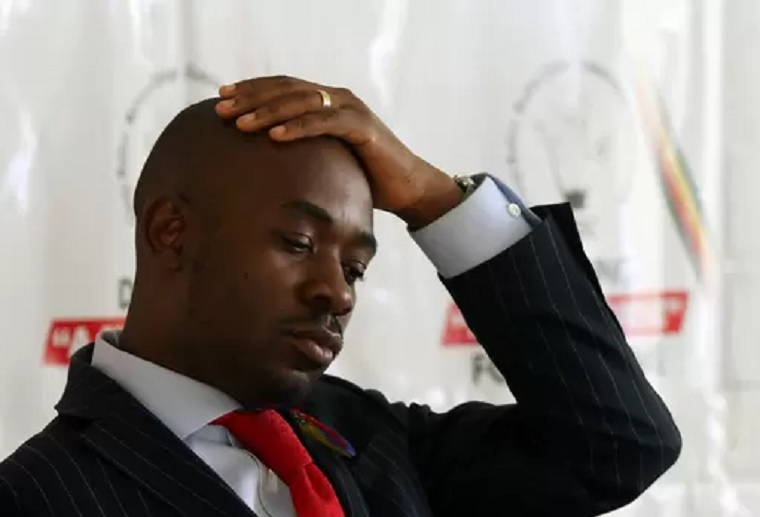 Chamisa to ask Russia and China for help