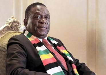 Mnangagwa says mining sector will spur economic development
