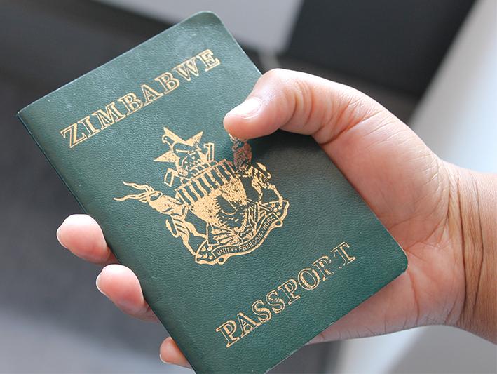 Passport production set to improve: Mathema