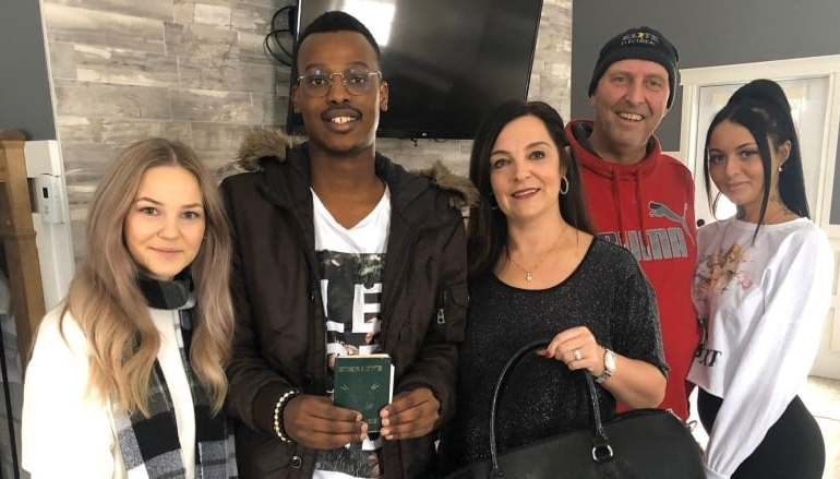 CANADA: 'Christmas miracle' for Zimbabwean student
