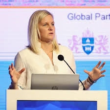 Kirsty Coventry grabs farm from Mugabe's nephew