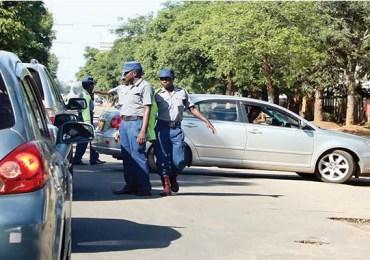 Cops bash Gwanda magistrate
