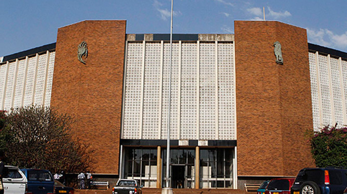Harare Cop In Court For Undermining The Authority Of The President