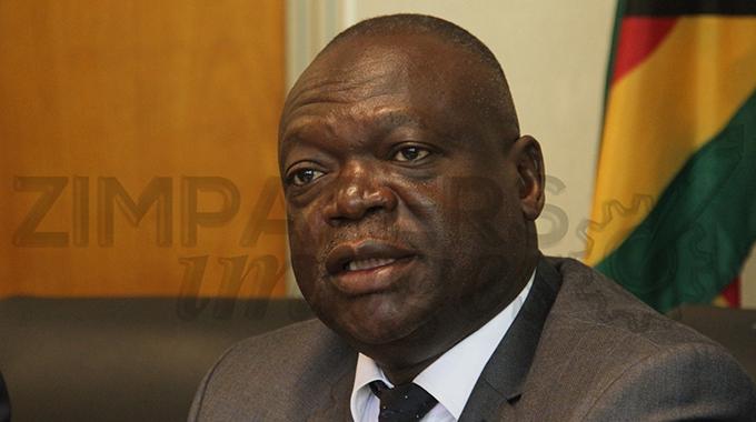 JUST IN: Minister Shiri died of Covid-19, Mnangagwa