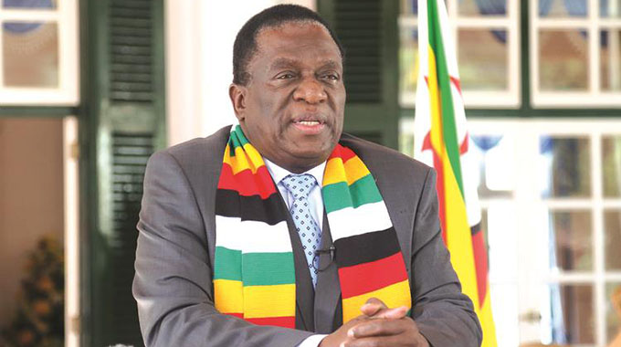 President Mnangagwa warns of further restrictions