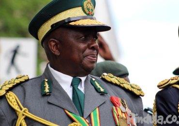 Mnangagwa Retires Prisons Boss Paradzai Zimondi