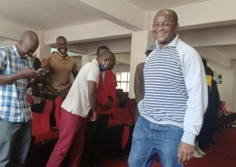 Mwonzora Defends The Expulsion Of MDC Alliance Legislators From Parliament