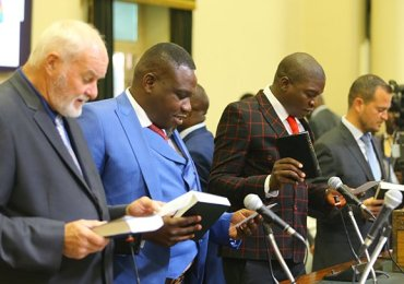 Parliament Orders Expelled MPs told to return cars