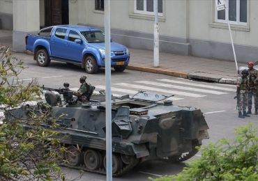 Soldiers shut down Harare ahead of protests