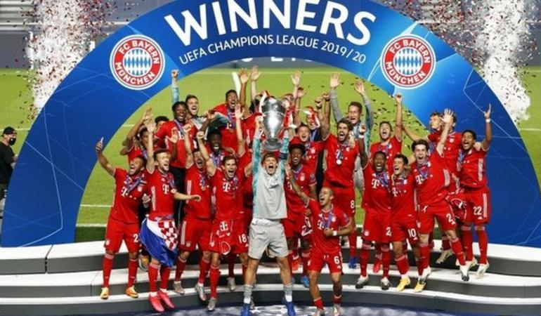 Bayern Munich beat Paris Saint-Germain to win Champions League
