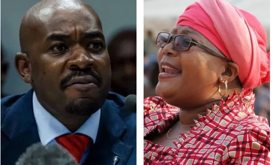 Khupe's MDC-T in trouble as Chamisa smells blood, again