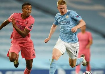 UEFA CHAMPIONS LEAGUE: Manchester City Advanced To Quarterfinals