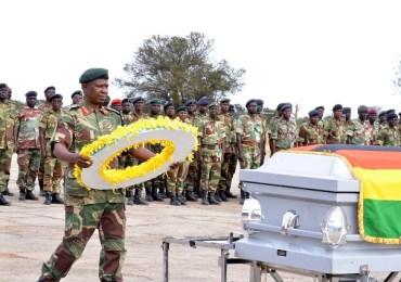 Lt Col Mudzimba dies