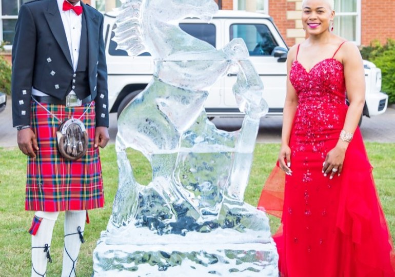 "Prophet Uebert Angel's ""Scottish themed"" birthday party in PICTURES"