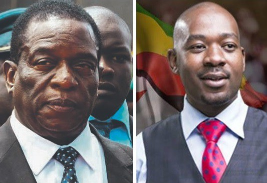 Mnangagwa Begs For Chamisa and Other Rivals To Join Polad