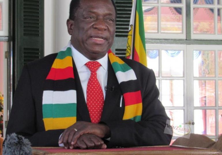 Mnangagwa Reverses Chiwenga Directive
