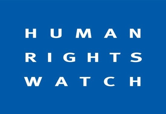 Human Rights Watch castigates 'anti-Nigerian' protest