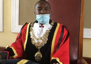 MDC Alliance Clr Jacob Mafume new Harare mayor