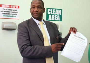 Mafume Appointed Chonzi  Acting Harare Town Clerk