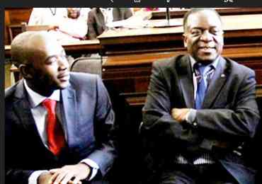 Mnangagwa's Zanu-PF happy to engage Chamisa
