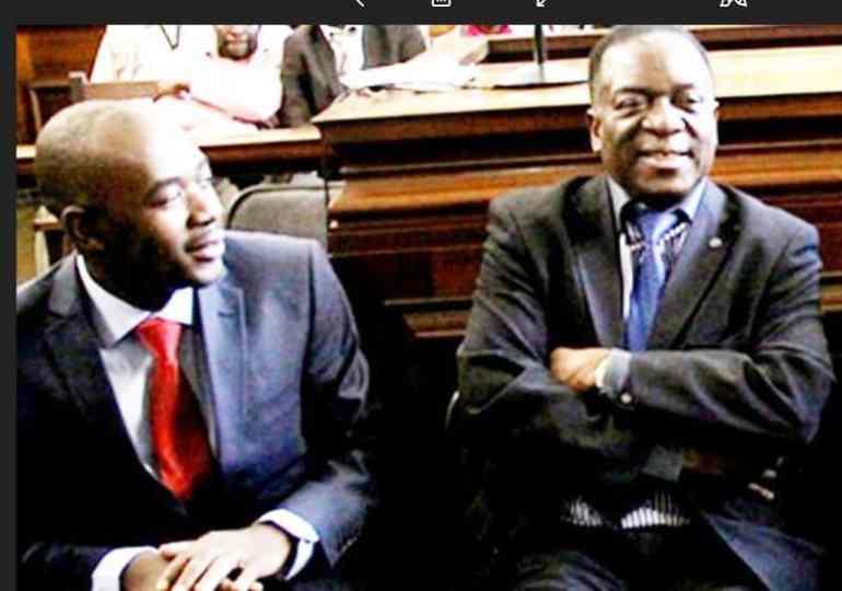 Mnangagwa's Zanu-PF happy to engage Chamisa
