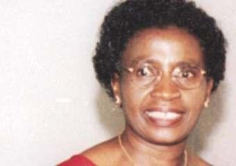 Former Cabinet minister Ambassador Florence Chitauro dies