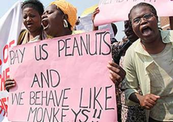 Zim teachers' Unions to carry on with strike