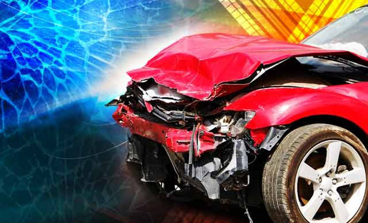 City accident injures 13