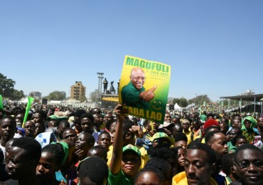 Tanzania: Incumbent president John Magufuli seeks re-election to complete his agenda