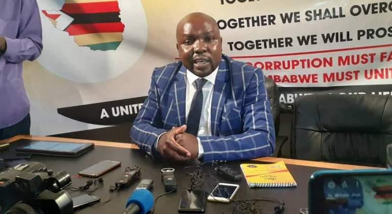 Tsenengamu surrenders himself to police