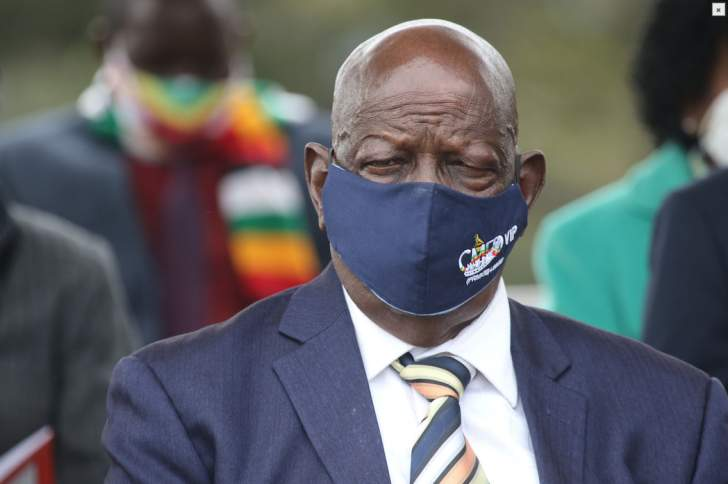 Top Zanu PF Official says Mnangagwa can't fix country