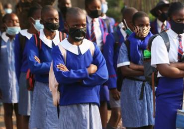 Zimbabwe Record 332 Coronavirus Cases To Date In Schools