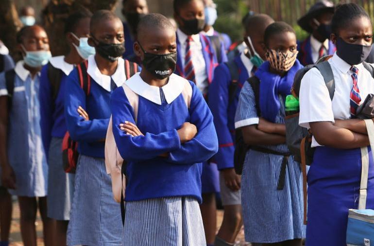 Zimbabwe Record 332 Coronavirus Cases To Date In Schools
