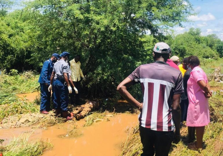 Gwanda town cop drowns after attempting to cross flooded river