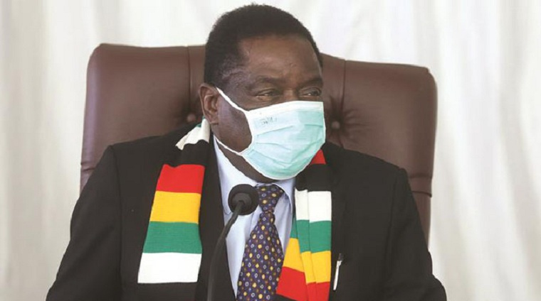 Mnangagwa in catch-22