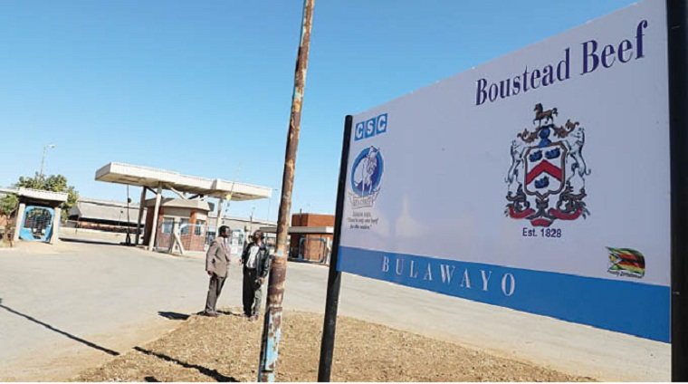 Zimbabwe asks Kudenga to investigate Boustead Beef operations at CSC