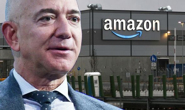 Jeff Bezos to step down as Amazon chief executive