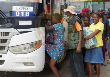 Zupco alone to provide public transport