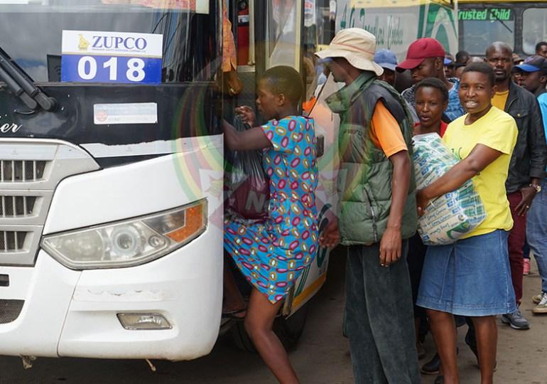 Zupco alone to provide public transport