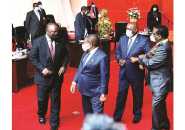 SADC Agrees On Immediate Mozambique Technical Deployment