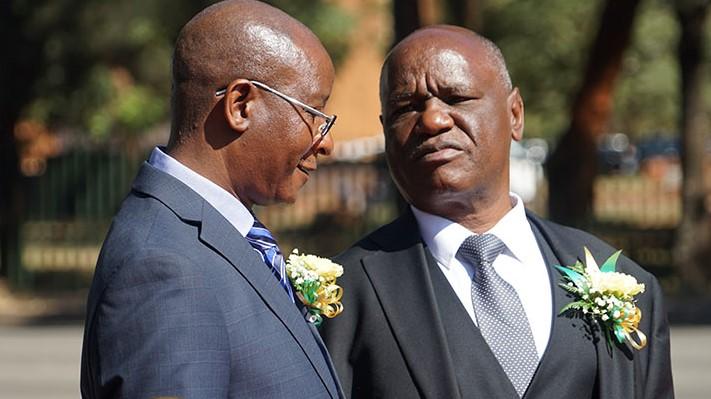 Ziyambi battered in Parliament