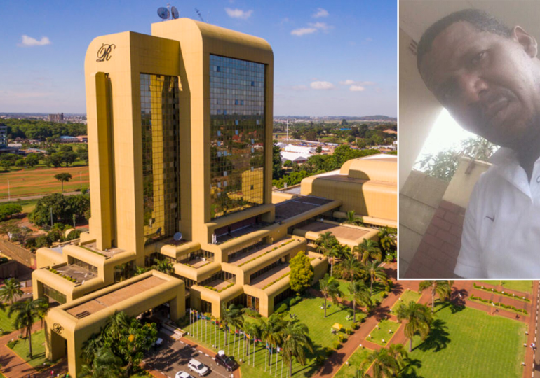 Harare Rainbow Towers missing man found dead in elevator