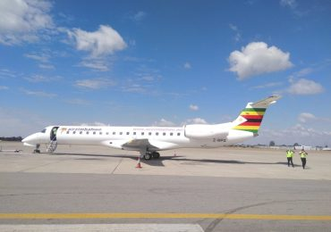 Air Zimbabwe's Embraer completes maiden commercial flight 2-years on
